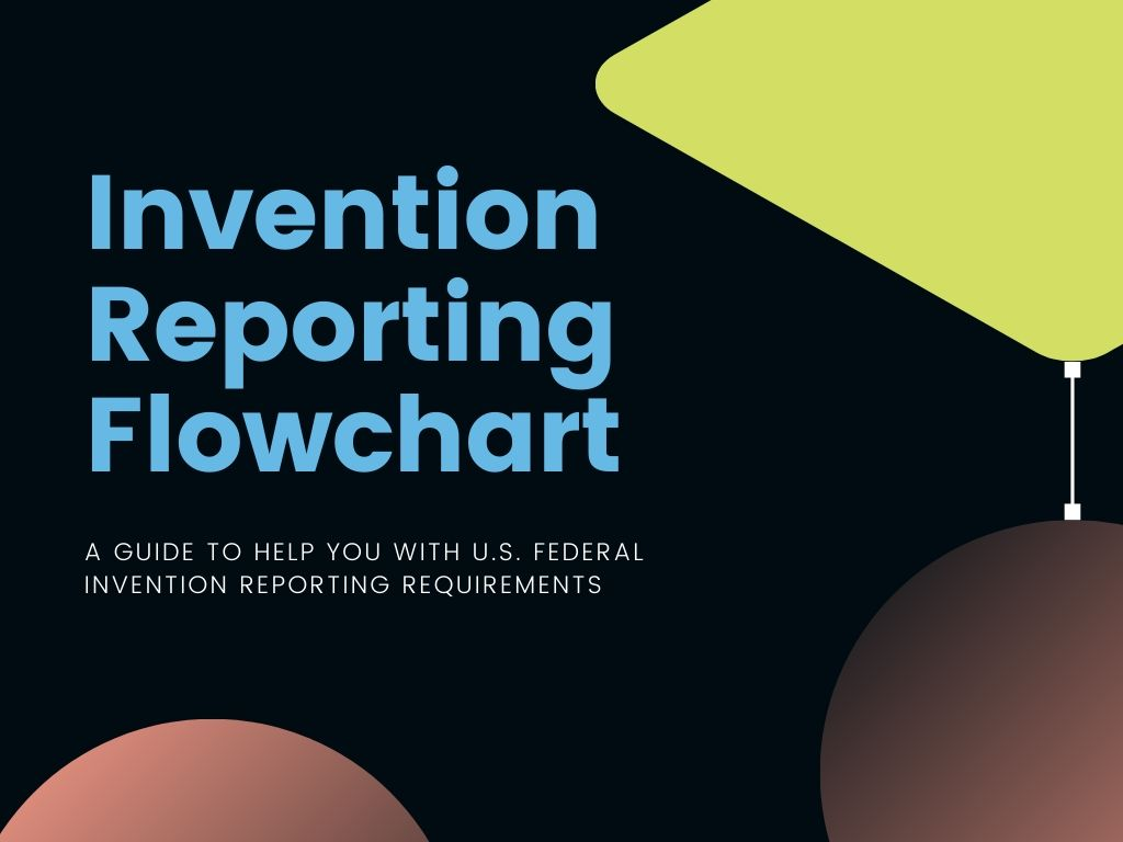Invention Reporting Flowchart